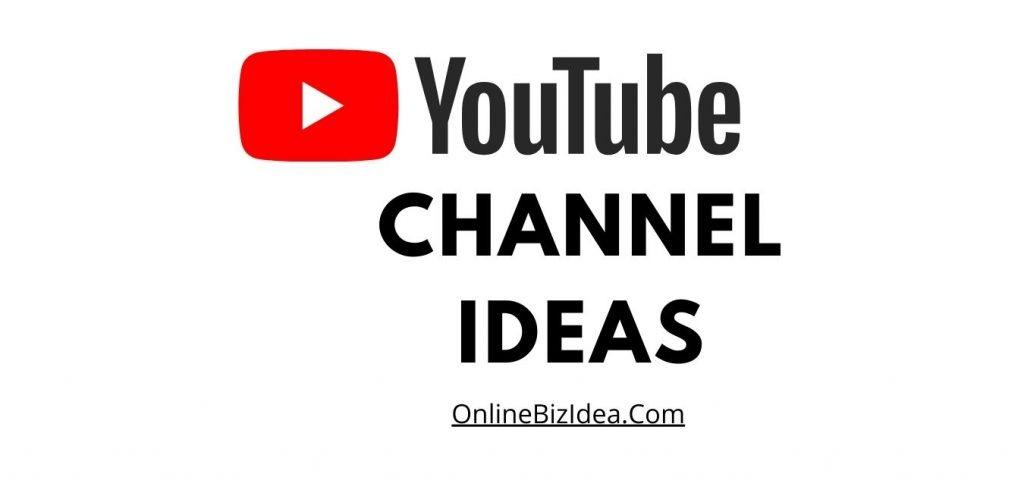 15 Best YouTube Channel Ideas